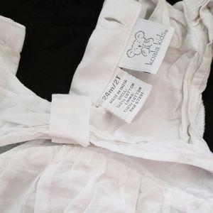 Koala Kids Dresses - Koala kids white dress